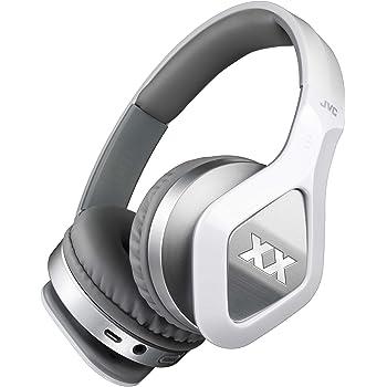 JVC XXシリーズ Bluetooth ワイヤレス 密閉型ヘッドホン ホワイト HA-S900XBT-W