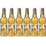 Jordan's Skinny Syrups Pumpkin Spice, Sugar Free Flavoring Syrup, 25.4 Ounce Bottle (Pack of 6)