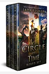 Circle of Time Boxed Set: Rise of the Black Dragon, Books 7 - 9 (Rise of the Black Dragon Omnibus Book 3) Kindle Edition