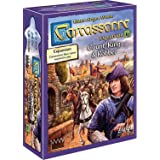 Carcassonne: Count, King & Robber Expansion Board Game