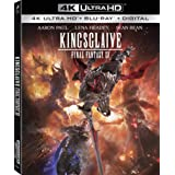 Kingsglaive: Final Fantasy XV [4K Ultra HD + Blu-ray + Digital]