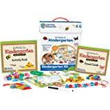 "Learning Resources LER3478 All Ready for Kindergarten Readiness Kit,5"",Multicolored"