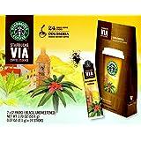 STARBUCKS VIA スターバックス インスタントコーヒー 24袋入 50.4g (2.1g×24本)