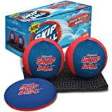 The Ultimate Skip Ball – Water Bouncing Ball (2 Pack + Free Skip Disc) Create Lasting Memories with Your Friends & Family at