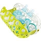 Boon Clutch Dishwasher Basket,Green