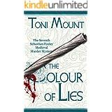 The Colour of Lies: A Sebastian Foxley Medieval Murder Mystery (Sebastian Foxley Medieval Mystery Book 7)
