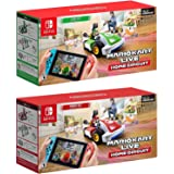 Nintendo Switch - Mario Kart Live: Home Circuit - Mario Set and Luigi Set Edition - Christmas Holiday Bundle for Switch