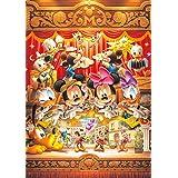1000ピース ジグソーパズル ディズニー 恋のマリオネット スモールピース(29.7x42cm)