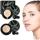 BRIGHTEN+NATURAL Mushroom Head Air Cushion CC Cream