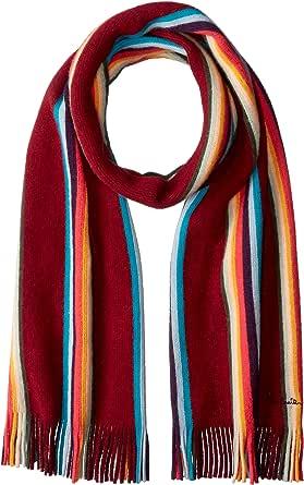[ポールスミス] マフラー Artist twisted block scarf col. 28 日本 26x180 cm (FREE サイズ) [並行輸入品]