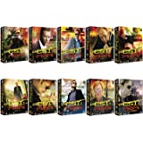 【Amazon.co.jp限定】CSI:マイアミ コンパクト DVD‐BOX シーズン1~10セット(特典A3ポスター3枚組セット付)