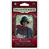 Fantasy Flight Arkham Horror Stella Clark Survivor Investigator Starter Deck Card Game