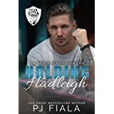 Holding Hadleigh: A Protector Romance (RAPTOR Book 2)