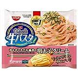 [冷凍] 日清食品 もちっと生パスタ明太子クリーム 270g
