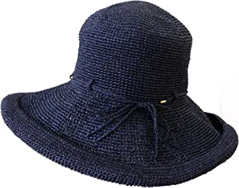 (カシラ) CA4LA LOLA3 帽子 ハット 和紙糸 ウォッシャブルハット ショップバッグ付