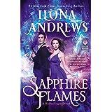Sapphire Flames: A Hidden Legacy Novel: 4