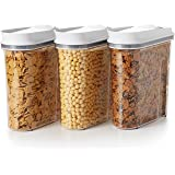 OXO Good Grips 3-Piece Airtight POP Cereal Dispenser Set