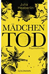 Mädchentod: Psychothriller (German Edition) Kindle Edition