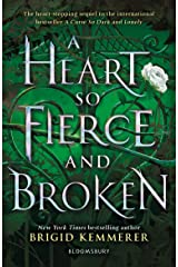 A Heart So Fierce and Broken (The Cursebreaker Series) Kindle Edition