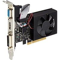 玄人志向 NVIDIA GeForce GT710 搭載 グラフィックボード 2GB Low profile対応 1スロ…