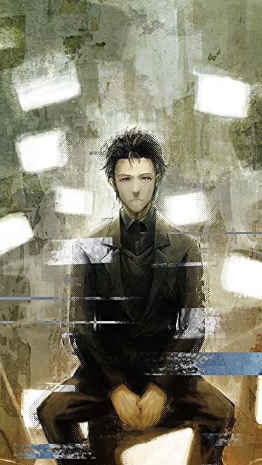 Steins Gate Iphone Androidスマホ壁紙 640 1136 1