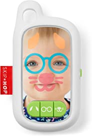 Skip Hop Explore and More Selfie Phone, White,