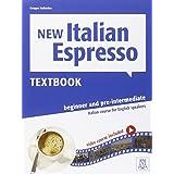 New Italian espresso. Textbook. Livello A1-A2. Con DVD (Vol. 1): Textbook + DVD-ROM - Beginner/pre-intermediate
