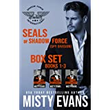 SEALs of Shadow Force: Spy Division Box Set: Books 1 - 3