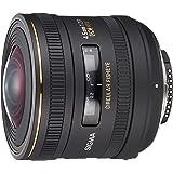 SIGMA 単焦点魚眼レンズ 4.5mm F2.8 EX DC CIRCULAR FISHEYE HSM ニコン用 円周魚眼 APS-C専用 486556