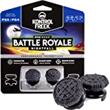 KontrolFreek FPS Freek Battle Royale Nightfall for PlayStation 4 (PS4) and PlayStation 5 (PS5) | Performance Thumbsticks | 2