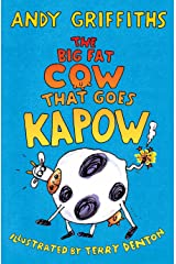 The Big Fat Cow that Goes Kapow Kindle Edition