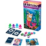Ravensburger Catlantis The Purrfect Cat-Themed Card Game Ages 8 & Up