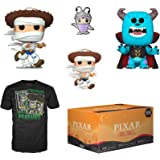 Funko Pixar Halloween Collectors Box with 2 Pop! Vinyl Figures, X-Large