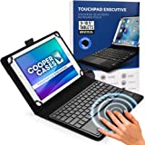 "Cooper Touchpad Executive [Multi-Touch Mouse Keyboard] case for 9-10.5"" Tablets 