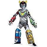Voltron Deluxe Costume, Multicolor, Small (4-6)