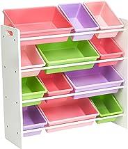 AmazonBasics Kids' Toy Storage Organizer