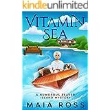 Vitamin Sea: A Humorous Beaver Island Mystery (The Beaver Island Mysteries Book 1)