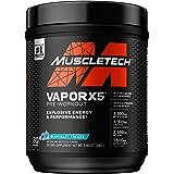MuscleTech Vapor X5 Next Gen Pre Workout Powder, Explosive Energy Supplement, Blue Raspberry, 30 Servings (9.4oz)