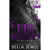 King's Descendants MC : BOOKS 1-6 (King's Descendant's Book 7)