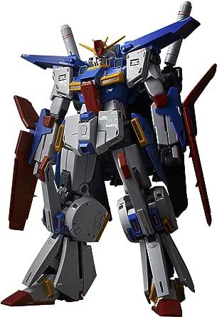 MG 機動戦士ガンダムZZ ダブルゼータガンダム Ver.Ka 1/100スケール 色分け済みプラモデル