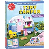 Klutz 856618 Make Your Own Tiny Camper, Brown