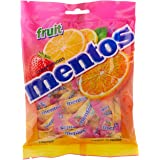 Mentos Fruit Bag, 2.7g (Pack of 50)