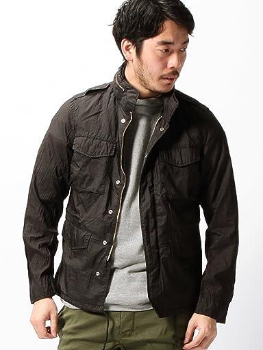 Beams Plus Garment Dyed Nylon M65 Jacket 11-18-2615-139