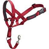 Halti Headcollar for Dog, Red, Size 3