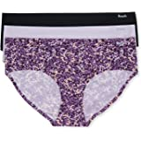 Bench Women's 3 Pack of Bondend Seamless Hipster Panties