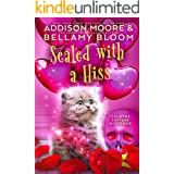 Sealed with a Hiss: Cozy Mystery (Country Cottage Mysteries Book 13)