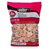 Weber 17140 Cherry Wood Chips, 192 cu. in. (0.003 Cubic Meter)
