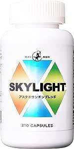 キロン SKYLIGHT (スカイライト) 210カプセル アスタキサンチン スピルリナ アルファリポ酸 アムラ クルクミン ルテイン ブレンド