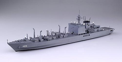 青島文化教材社 1/700 ウォーターラインシリーズ No.SP 海上自衛隊 補給艦 ましゅうSP プラモデル