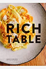 Rich Table: A Cookbook for Making Beautiful Meals at Home Kindle Edition